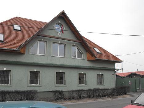 A budapest Pázmány Péter utcai székházunk