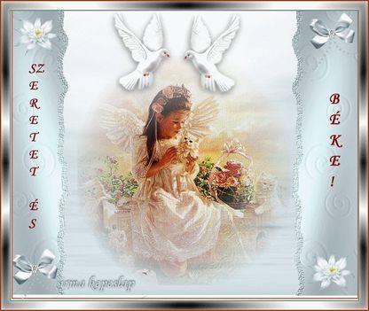 Szeretet és Béke