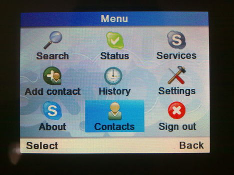 Ipevo Solo Skype telefon 1