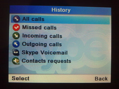Ipevo Solo Skype telefon 6