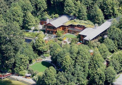 Bill Gates háza