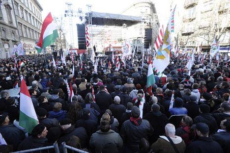 Jobbik Március 15-i Ünnepség