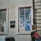 """A vakablakokban is régi, híres jelenetek vannak felfestve, köztük G.P. is, az a """"Marianne szeszélyei""""c. darabból, Avignon, Provence"""