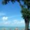 Balaton part, strand