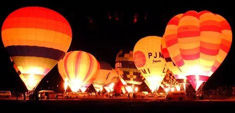 Hőlégballon 2