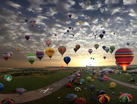 Hőlégballon 7