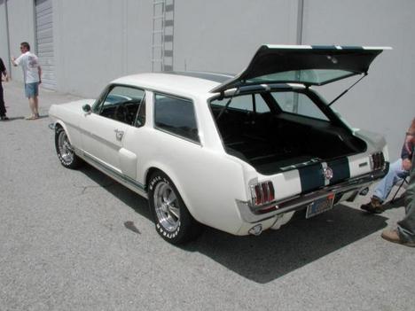 Mustang KOMBI