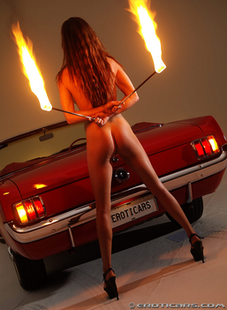 Tűzes...