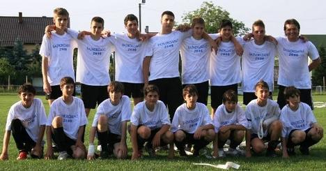 U16 csapat