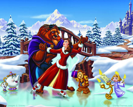 beauty_and_beast_christmas_1280x1024