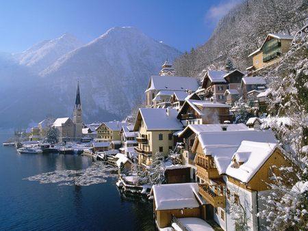 Ausztria - Hallstatt