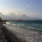 Kemer kavicsos tengerpart