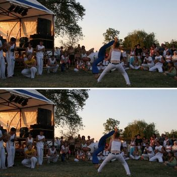 Capoeira 6 diff