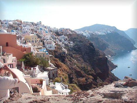 Santorini - Kaldera