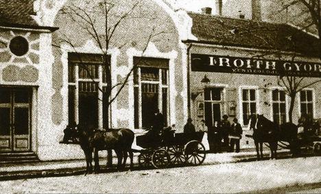 Roith György vendéglője, ahol egy híján 130 éve a Kőbányai Casinót megalapították