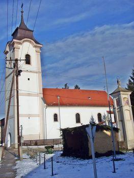 Bodonhelyi templom 2