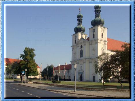 Boldogasszony templom Ausztriában(Frauenkirchen) Bodonhelyi templom 1