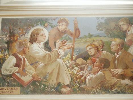 Jézus a gyerekekkel