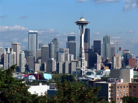 Pécs testvérvárosa: Seattle, USA