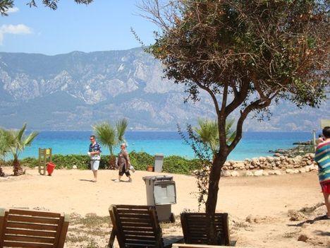 Kleopátra Beach