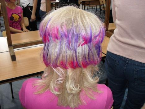 Női divat hajvágás