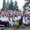A néptánccsoport 30 éves jubileuma
