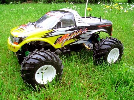 RC modell - Monster Truck