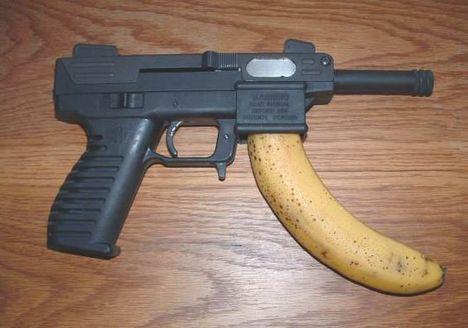 Banánszóró