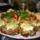 gombás-tejfölös-sajtos pulykacomb filé