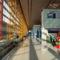 pekingi reptér hightech folyosó