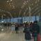pekingi reptér útban a kapuhoz