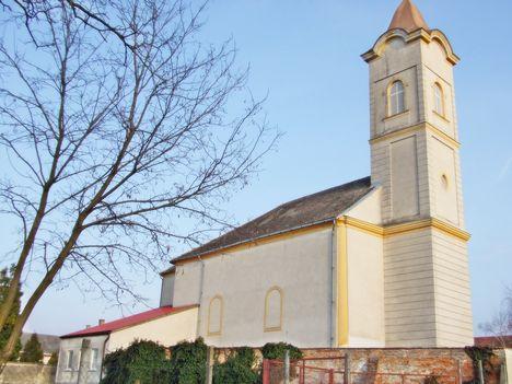 Barbacsi római katolikus templom