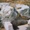 Antik Théra-i romok a Messavuno tetején