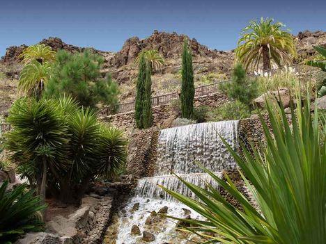 Caldera de Taburiente, La Palma,  Kanári szigetek