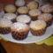 Túrós muffin.