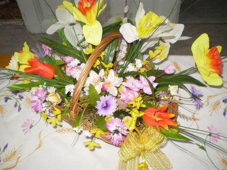 Tavasz, közeledik a húsvét. 2