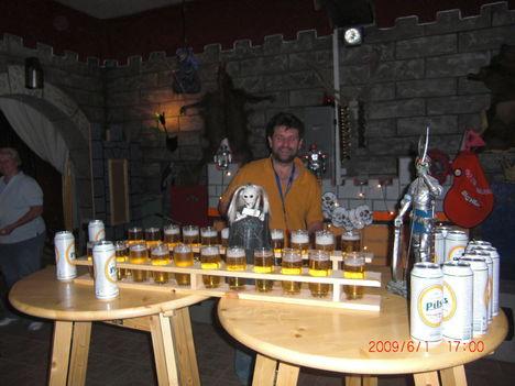 Méteres sör 3