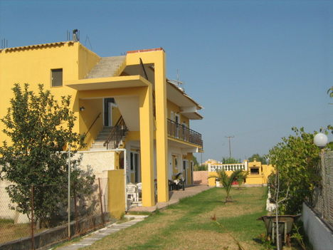 Andreas Villa, apartmanház Agios Georgiosban