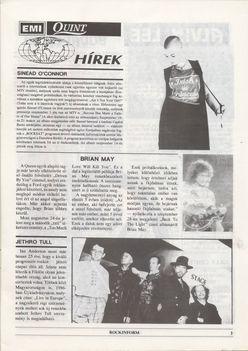 1992 I.évfolya 4.szám 3. oldal