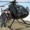 Helikopteres felszállás