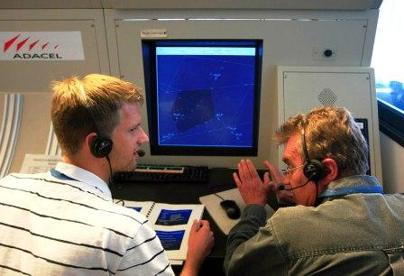 Ifjú légiirányító és mentora