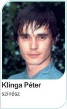Klinga Péter