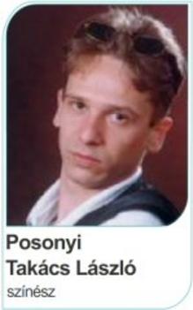 Posonyi Takács László