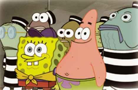 Spongya Bob barátai 13