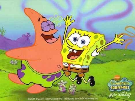 Spongya Bob barátai 8