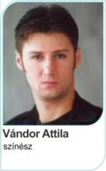 Vándor Attila