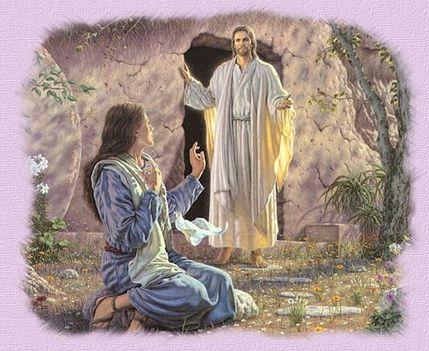 Jézus feltámadása