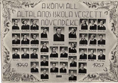 Tabló 1957