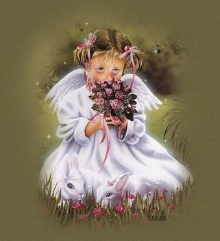 tavaszi angyalka