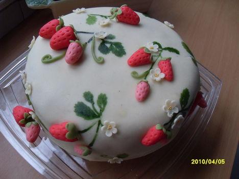 eperjoghurtos torta
